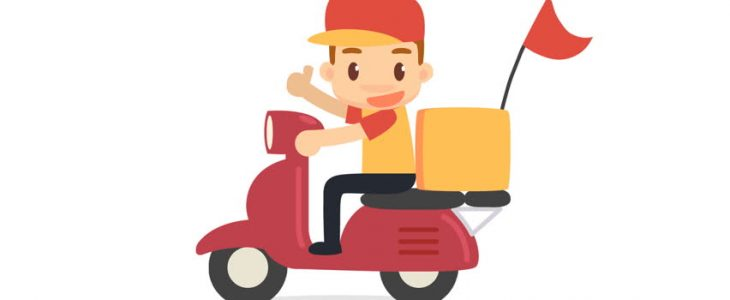 food couriers