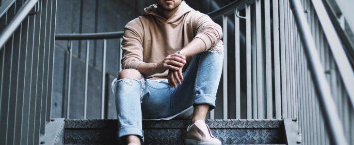 trends of men jeans