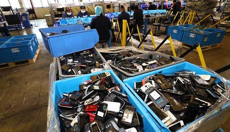 electronic recycling companies Singapore
